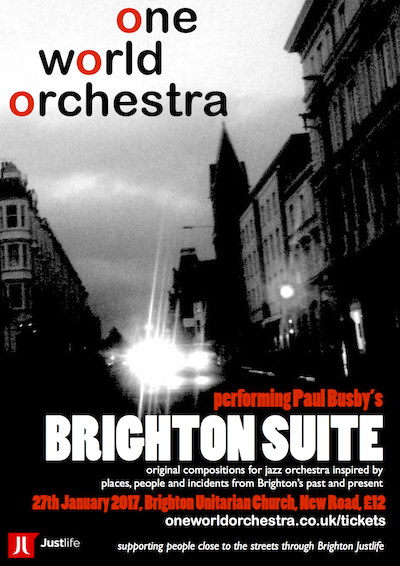 One World Orchestra plays Paul Busby's Brighton Suite